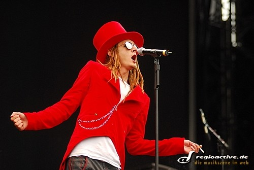 live impressionen - Fotos: My Baby Wants To Eat Your Pussy bei Rock am Ring 2007