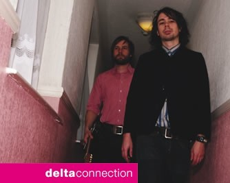 illustres line-up auf dem ersten sampler der delta connection - CD-Tipp: DeltaConnectionSessions No.1