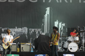 Fotos: Juliette and the Licks, Bloc Party, Isis, The Arcade Fire beim Southside 2007